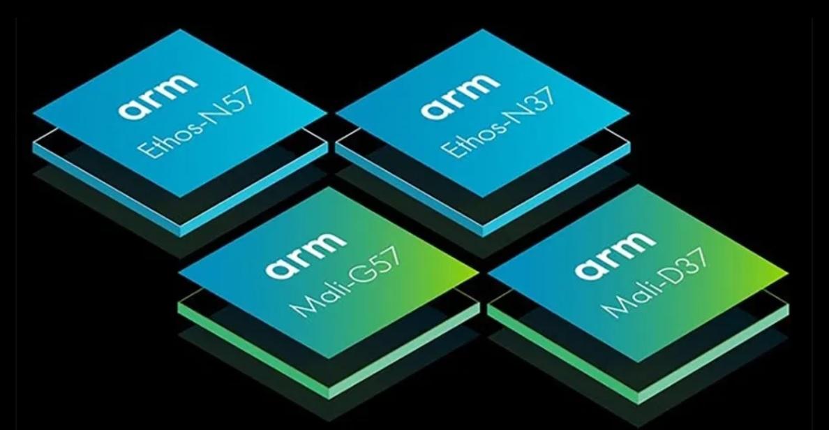 Crédit : ARM via 9to5Google