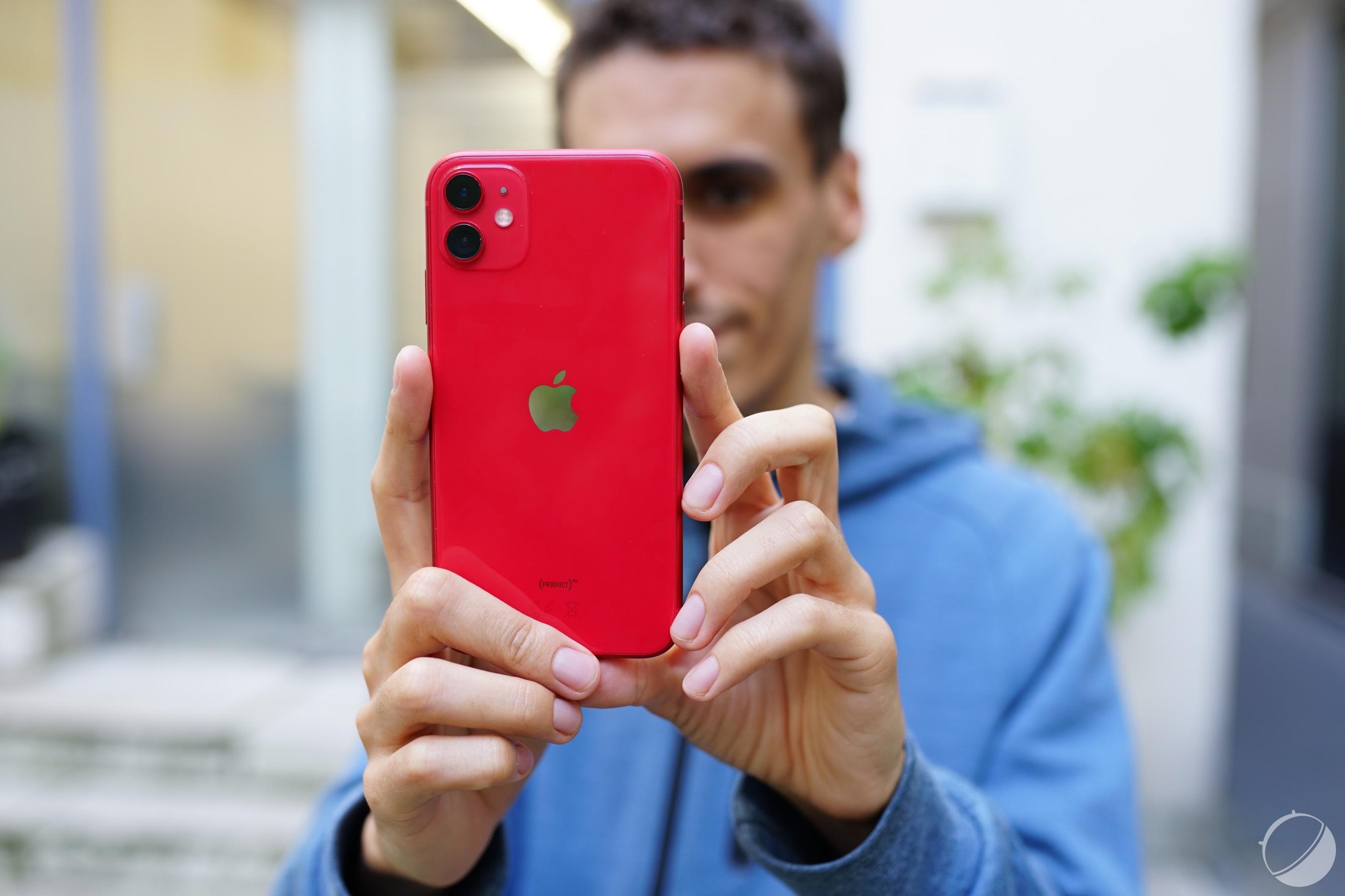 Pour DxOMark, l'iPhone 11 ne se place pas parmi les 10 meilleurs photophones du marché