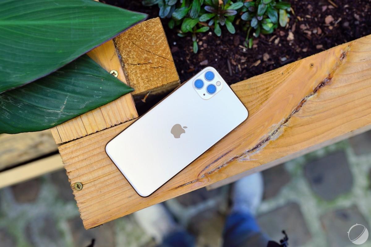 L'Apple iPhone 11 Pro.