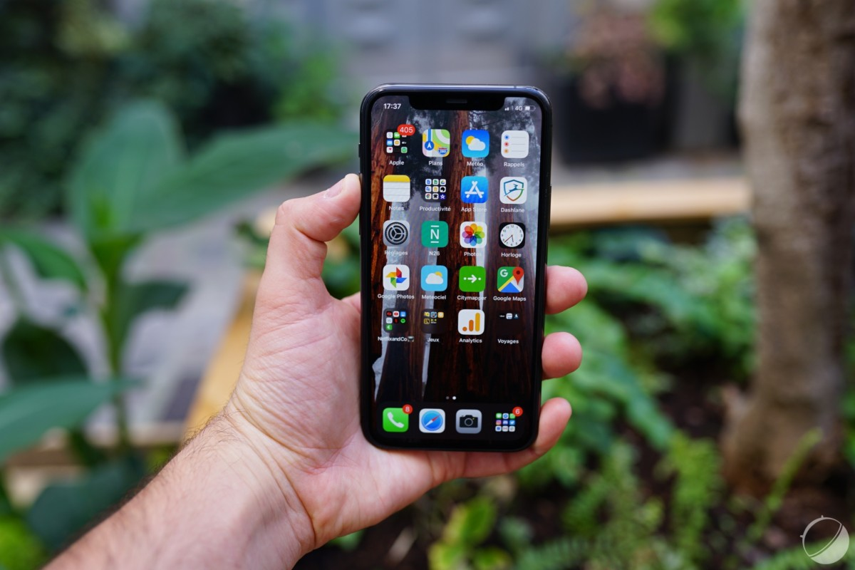 c apple iphone 11 pro frandroid dsc02326 1200x800 - How to backup and restore data on iPhone - Frandroid