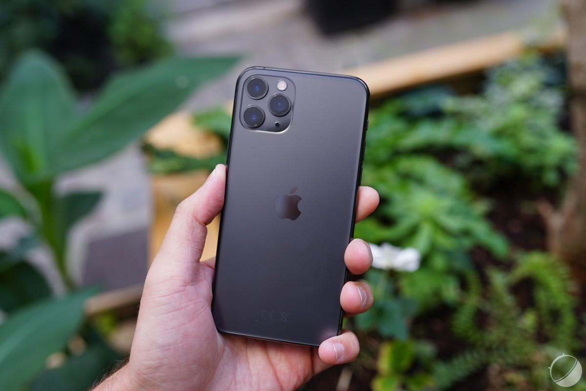 L'iPhone11 Pro