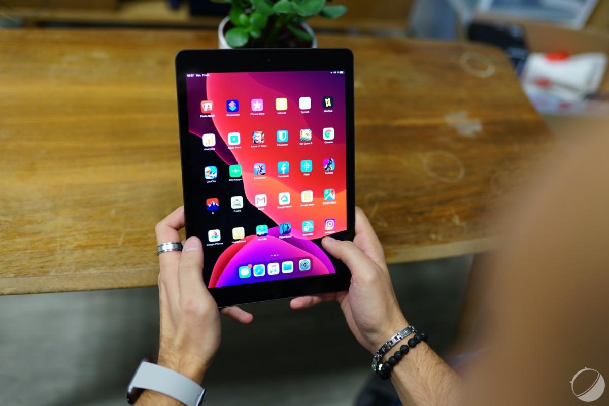 L'iPad de 10,2 pouces aurait droit à un successeur avec un écran de 11 pouces