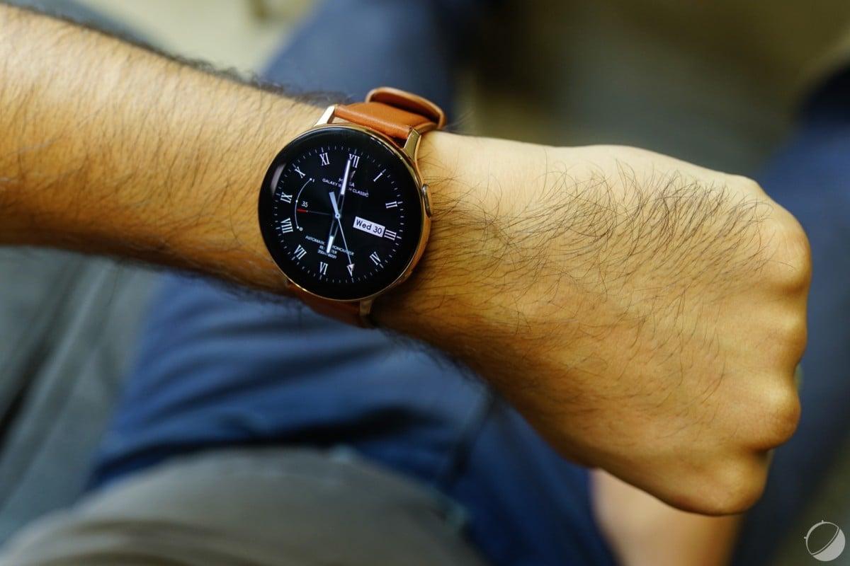 La Samsung Galaxy Watch Active 2