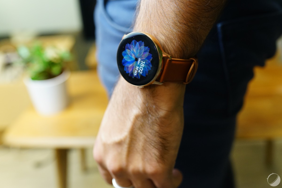La Samsung Galaxy Watch Active 2