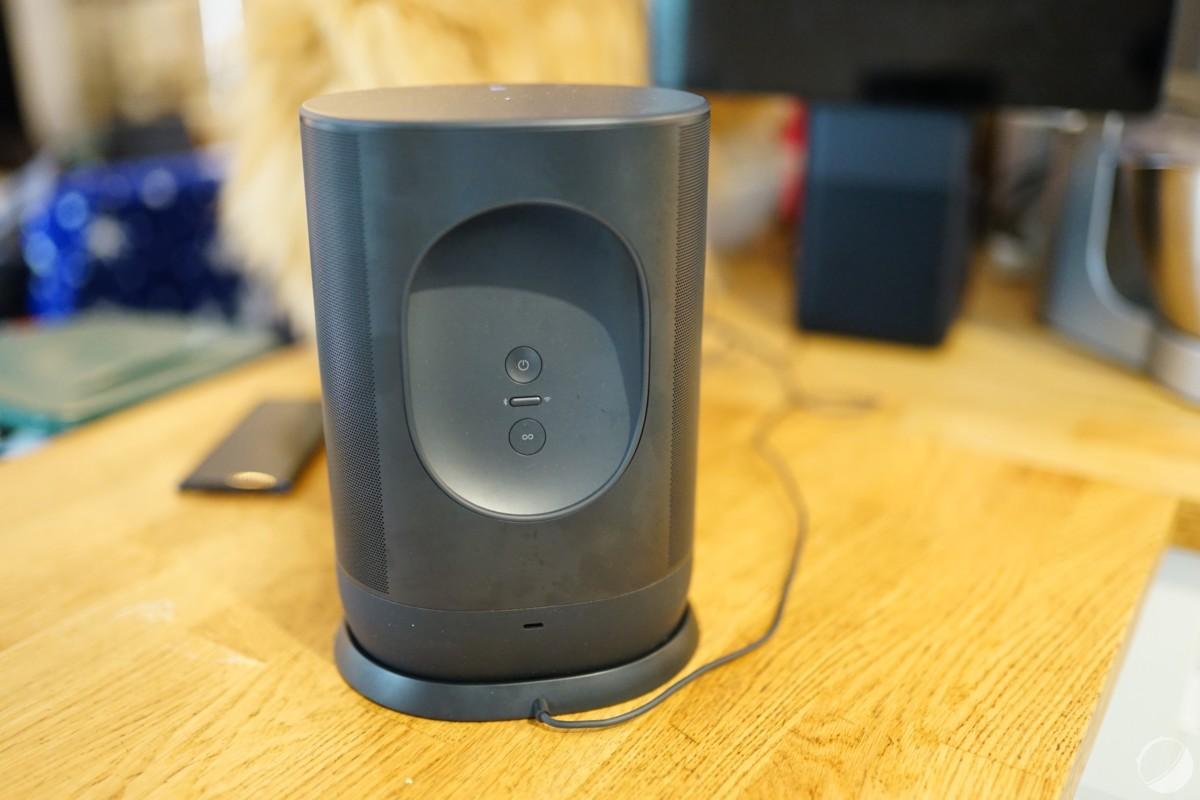 L'arrière du Sonos Move