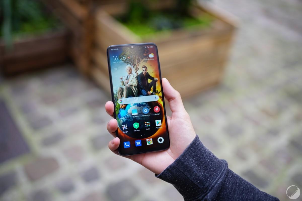 Xiaomi Redmi Note 8 Pro 6Go RAM 128Go ROM Smartphone