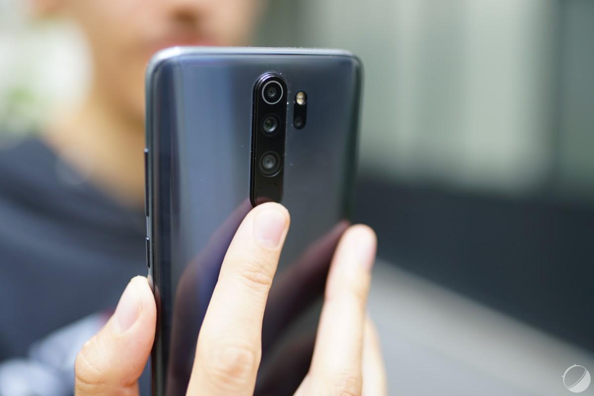 Xiaomi Redmi Note 8 Pro de dos