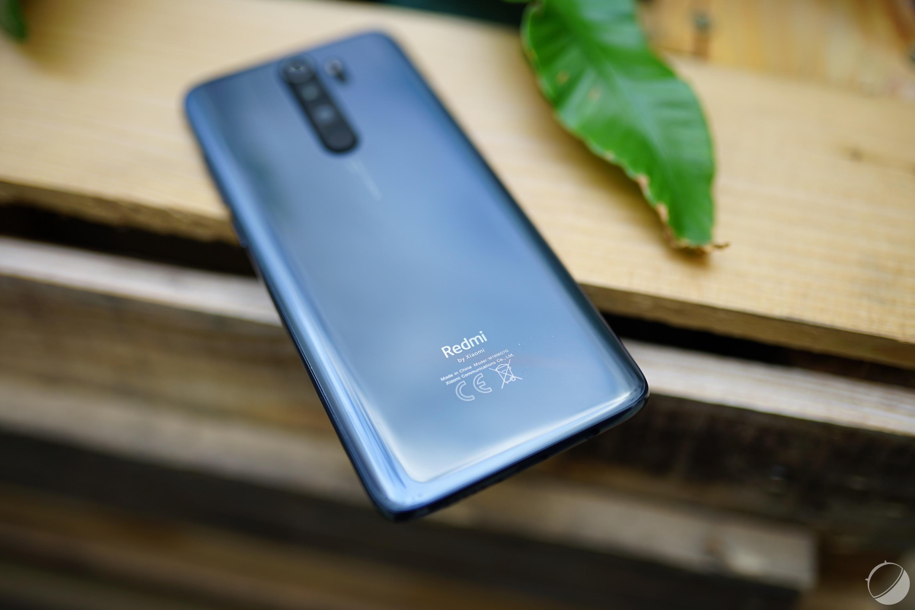 Le Redmi Note 8 Pro. Son successeur sera-t-il 5G ?