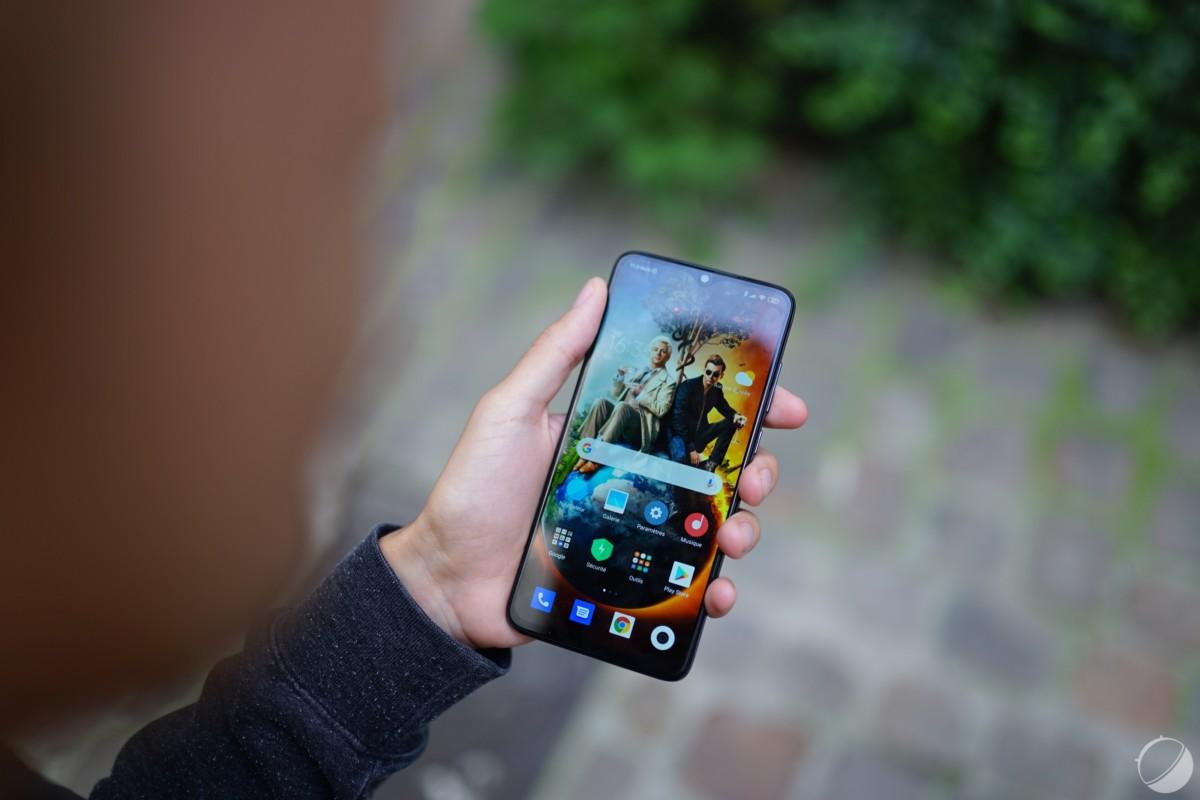 Le Xiaomi Redmi Note 8Pro