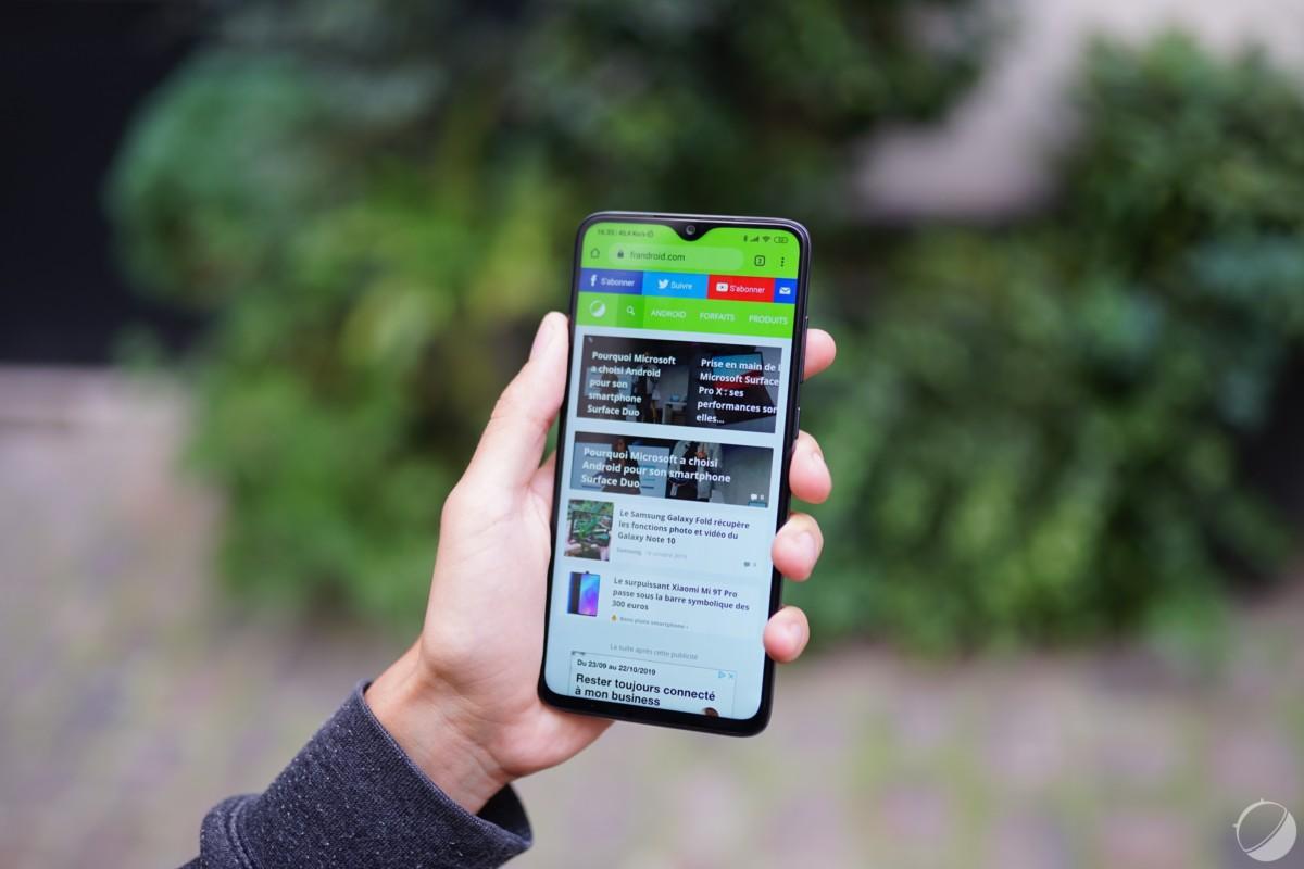 Le Xiaomi Redmi Note 8 Pro