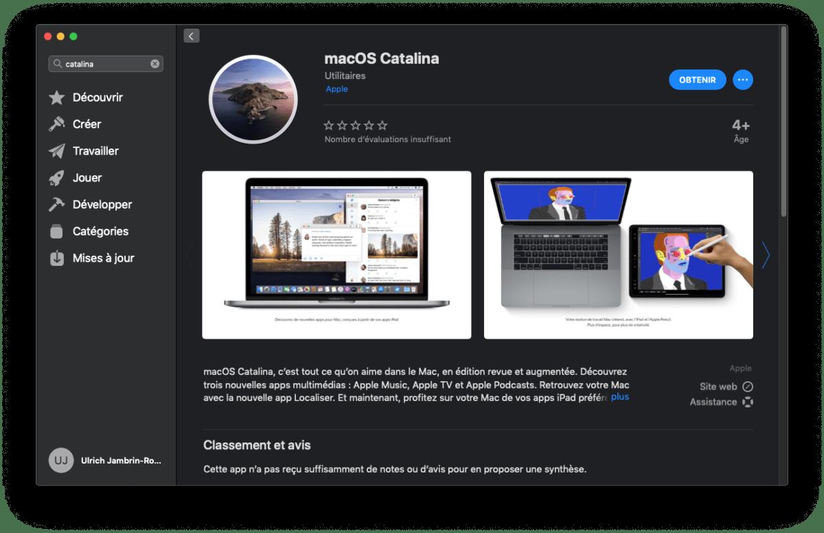 macOS Catalina est arrivé : tout ce qu'il faut savoir avant de l'installer sur votre Mac