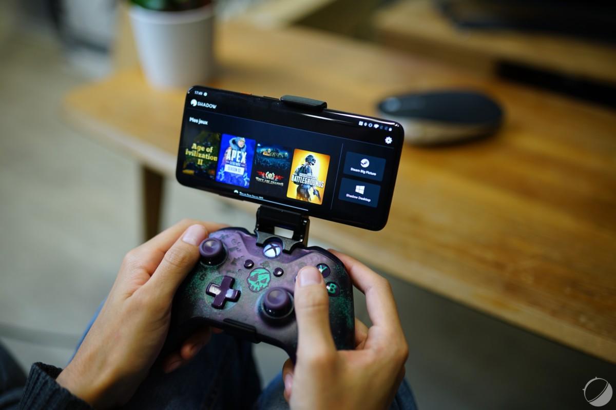 Le cloud gaming est le fer de lance de la 5G pour le grand public