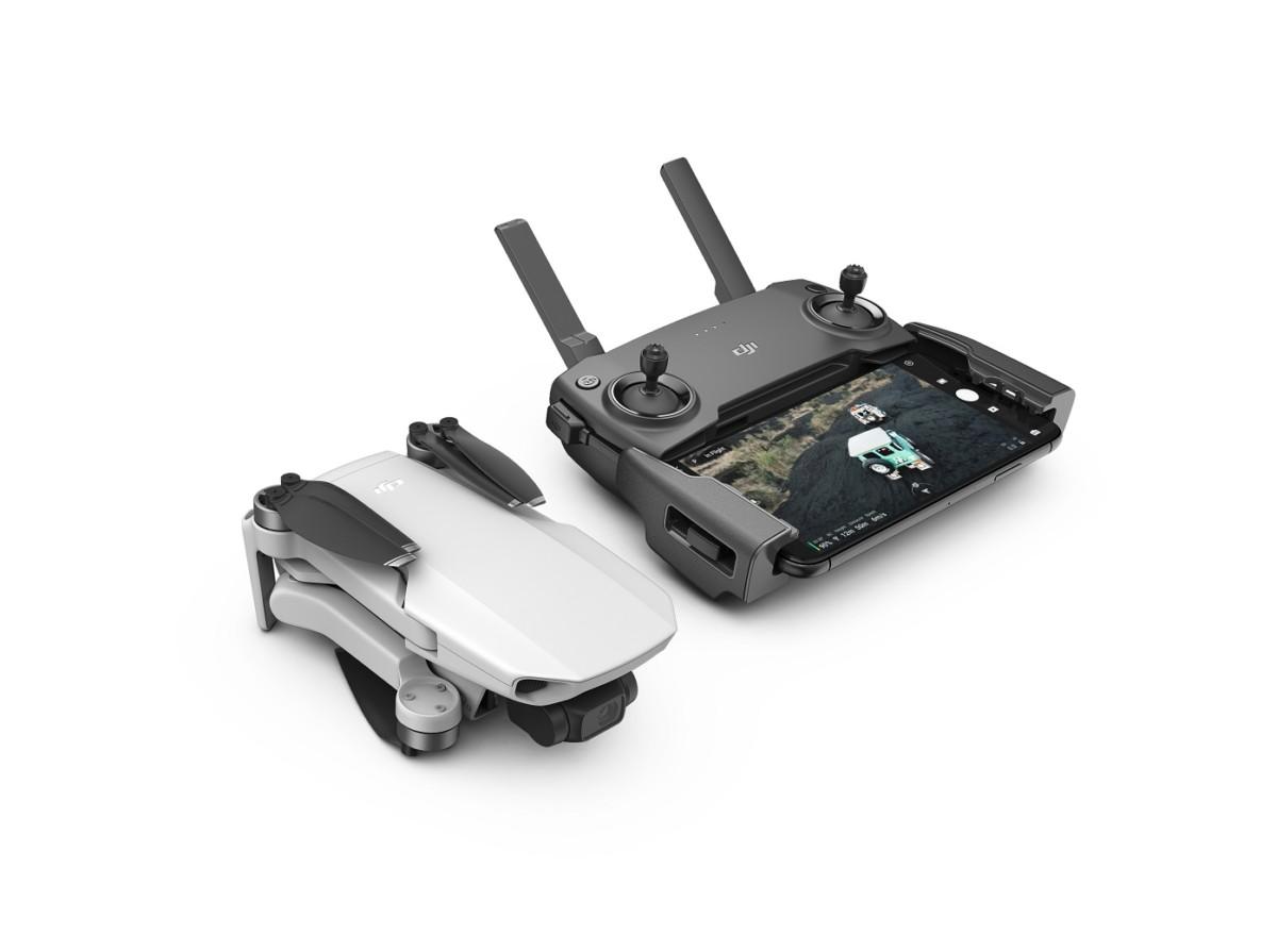DJI Mavic Mini officialisé: une «caméra volante» pour tous