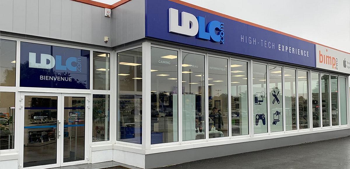 Ldlc Est En Négociation Pour Racheter Top Achat à Carrefour