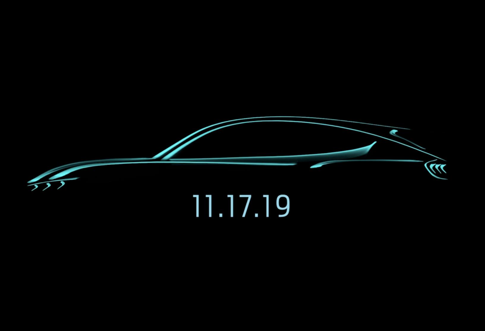 Ford lancera prochainement un véhicule électrique inspiré de la Mustang