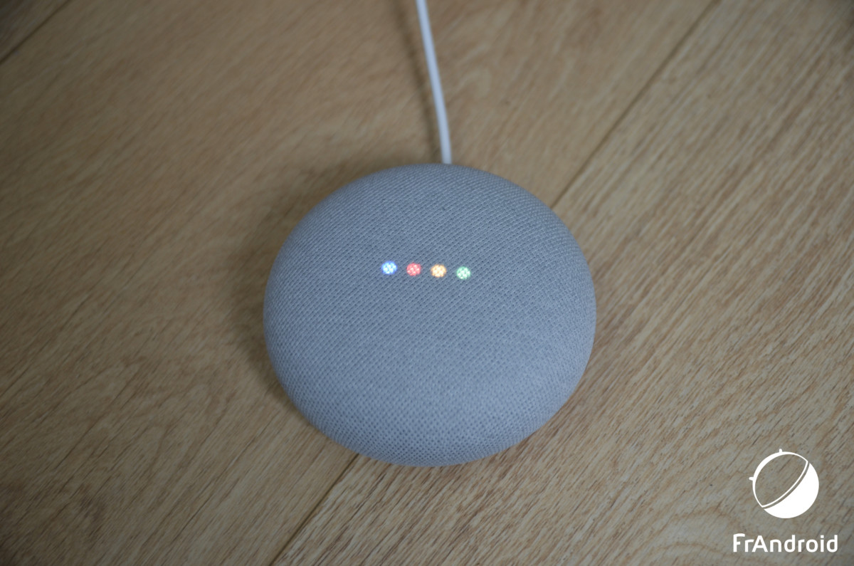 Le Google Nest Mini