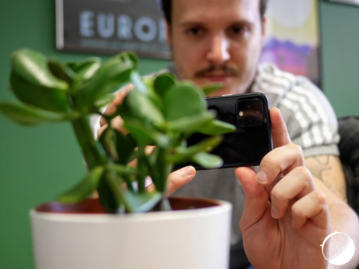 L'appareil photo du Google Pixel 4