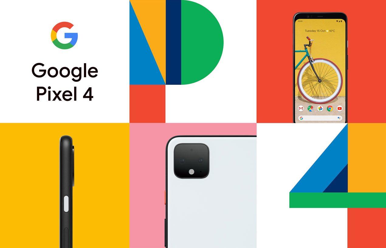 Google Pixel 4 : le plein d'images avant la présentation officielle