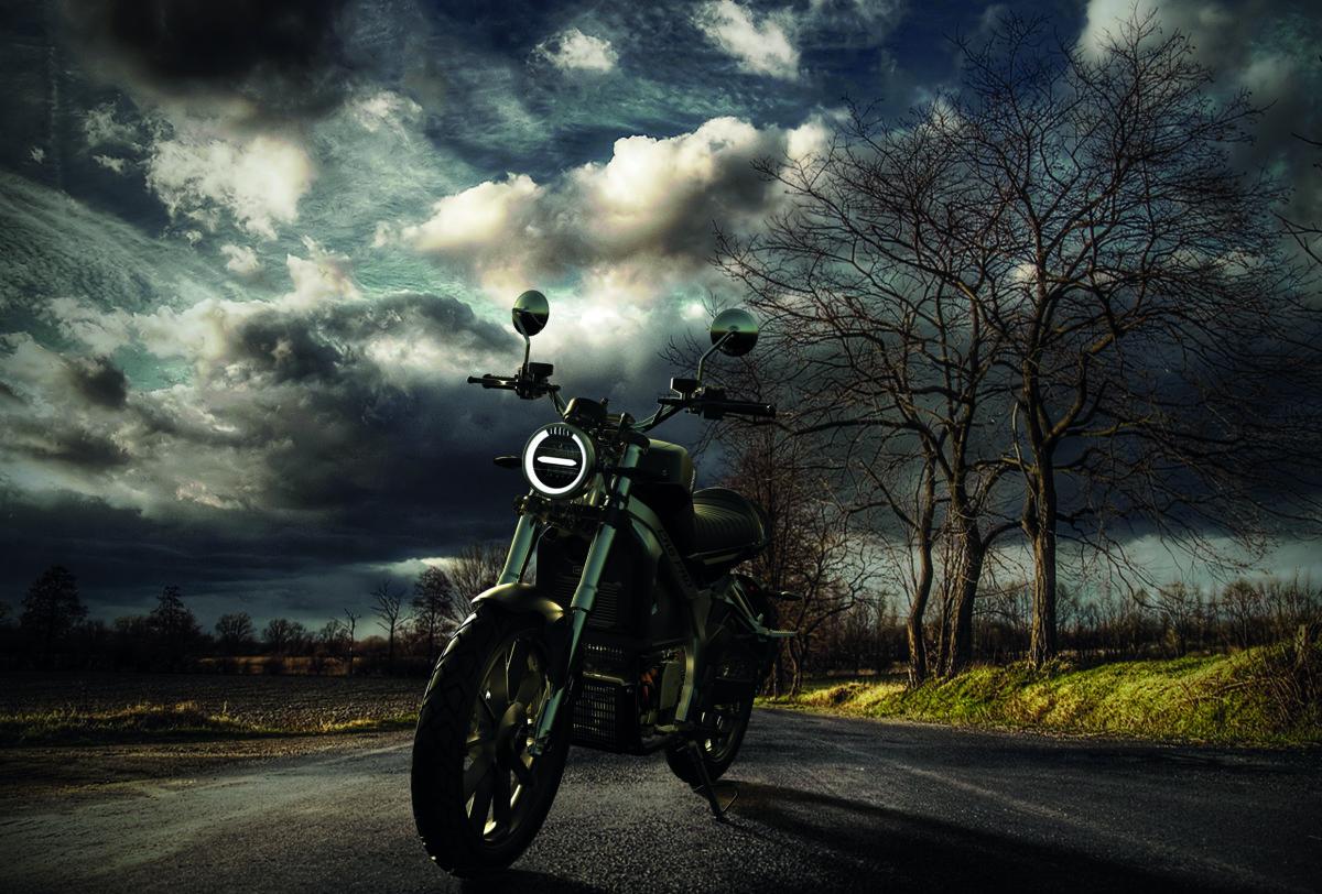Horwin révèle deux motos électriques style Café Racer au design soigné