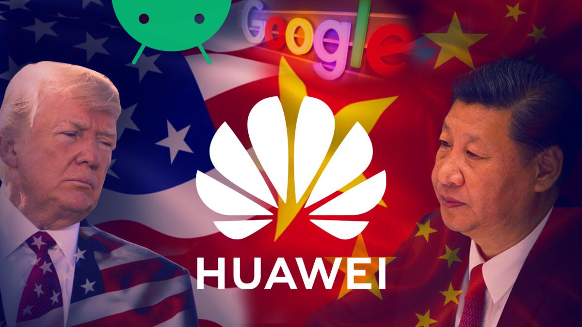 Huawei a beaucoup fait parler de lui… malgré lui – Bilan de 2019