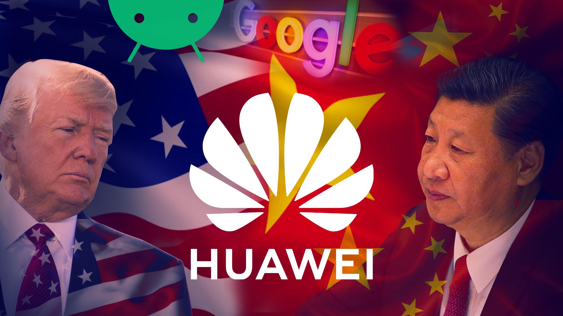 Embargo américain sur Huawei