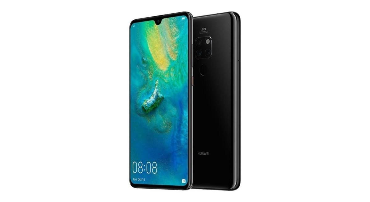 Avec 56 % de réduction, c'est le moment parfait pour acheter un Huawei Mate 20