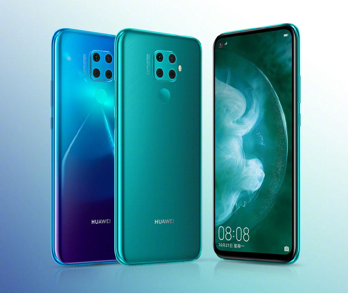 Après le Nova 5T, Huawei livre quelques informations sur son Nova 5Z