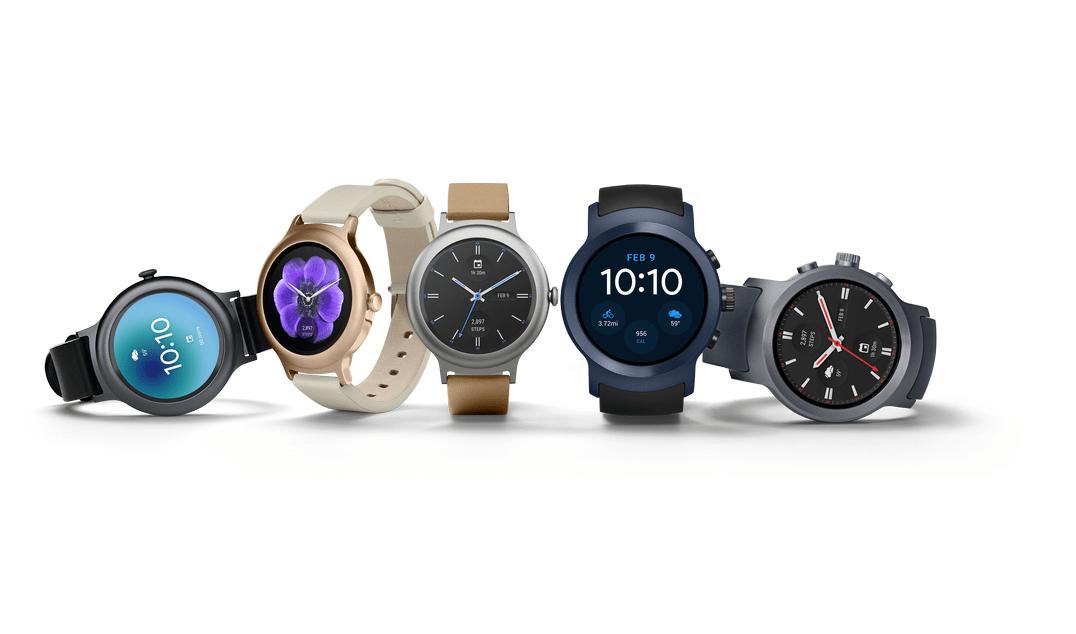 Les LG Watch développées en partenariat avec Google ont été une des rares initiatives de Google pour concevoir une montre maison