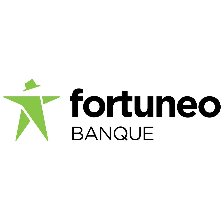 Logo pour Fortuneo