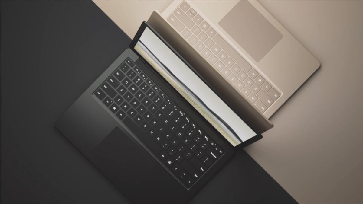 Microsoft Surface Laptop 13,5 et 15 pouces dévoilés : enfin de l'USB type C