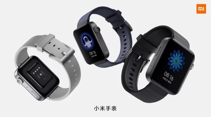 miwatch2 - Xiaomi Mi Watch: the bracelets are revealed in 4 shades of gray - FrAndroid