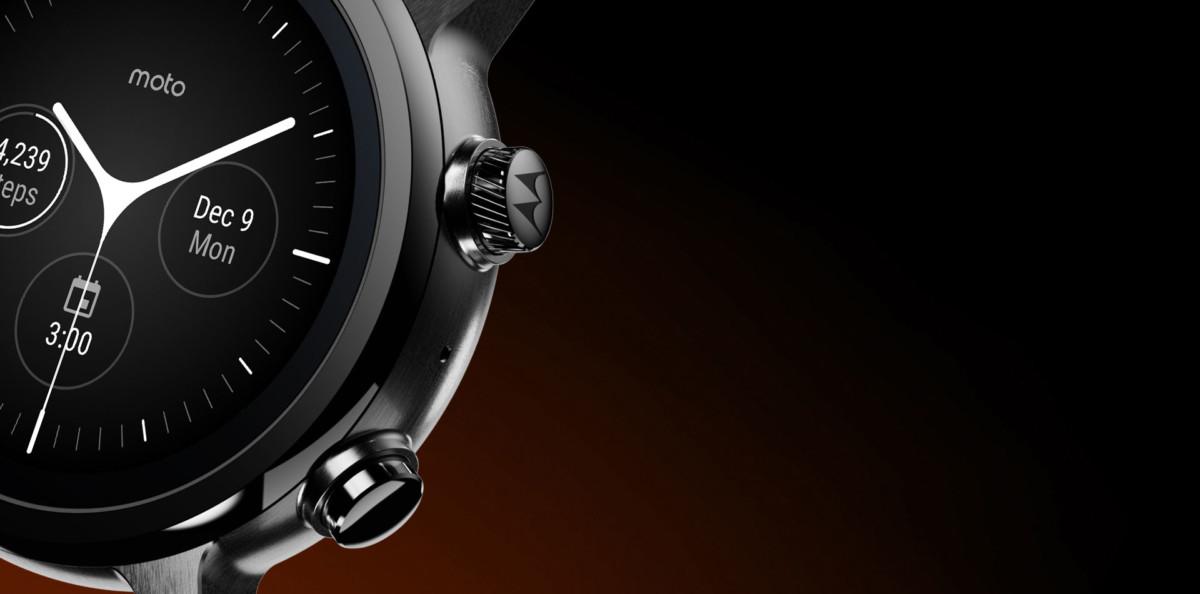 Trois nouvelles montres Moto sont attendues pour 2021
