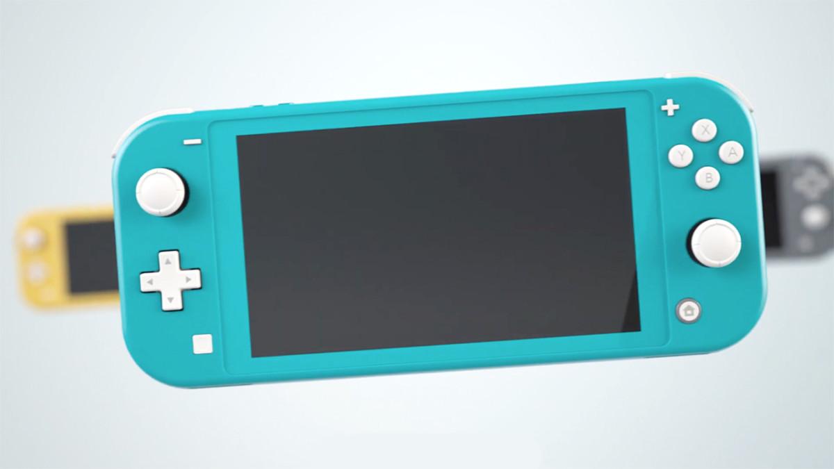 La Nintendo Switch Lite devient encore plus abordable grâce à ce code promo