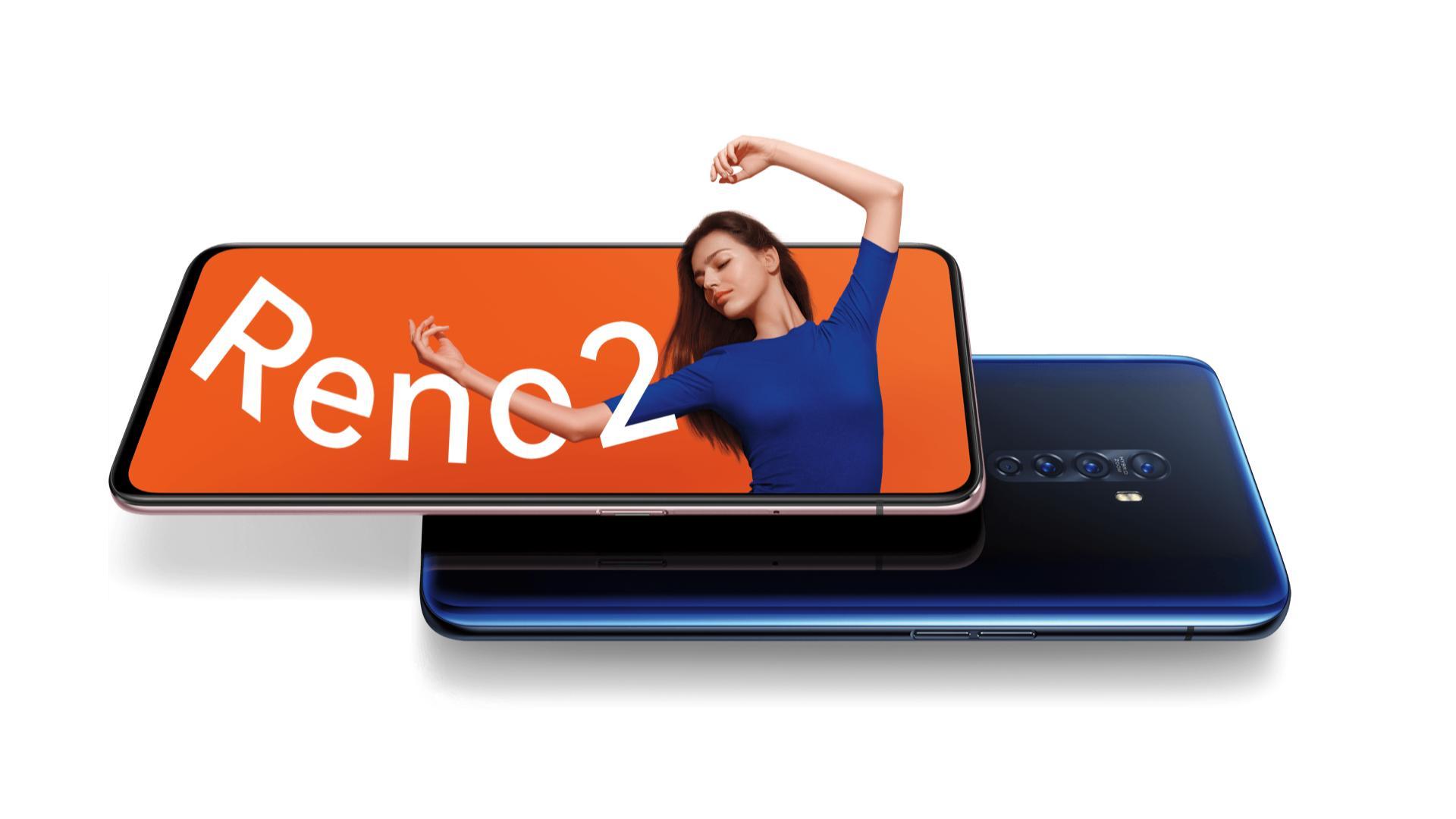 Oppo Reno 2, Oppo Reno 2 Z et 2 F : les caractéristiques complètes de ces trois smartphones