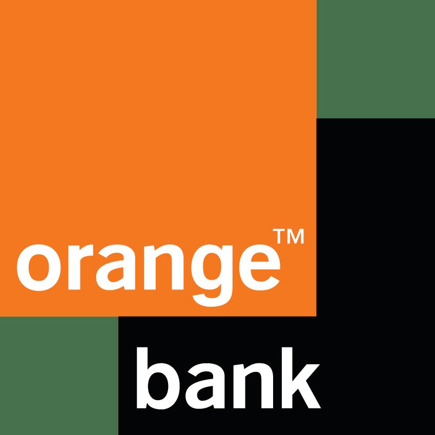 Logo pour Orange Bank