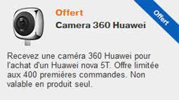 orange huawei nova 5t - The Huawei Nova 5T is available at Orange and Sosh with a 360 ° camera - FrAndroid