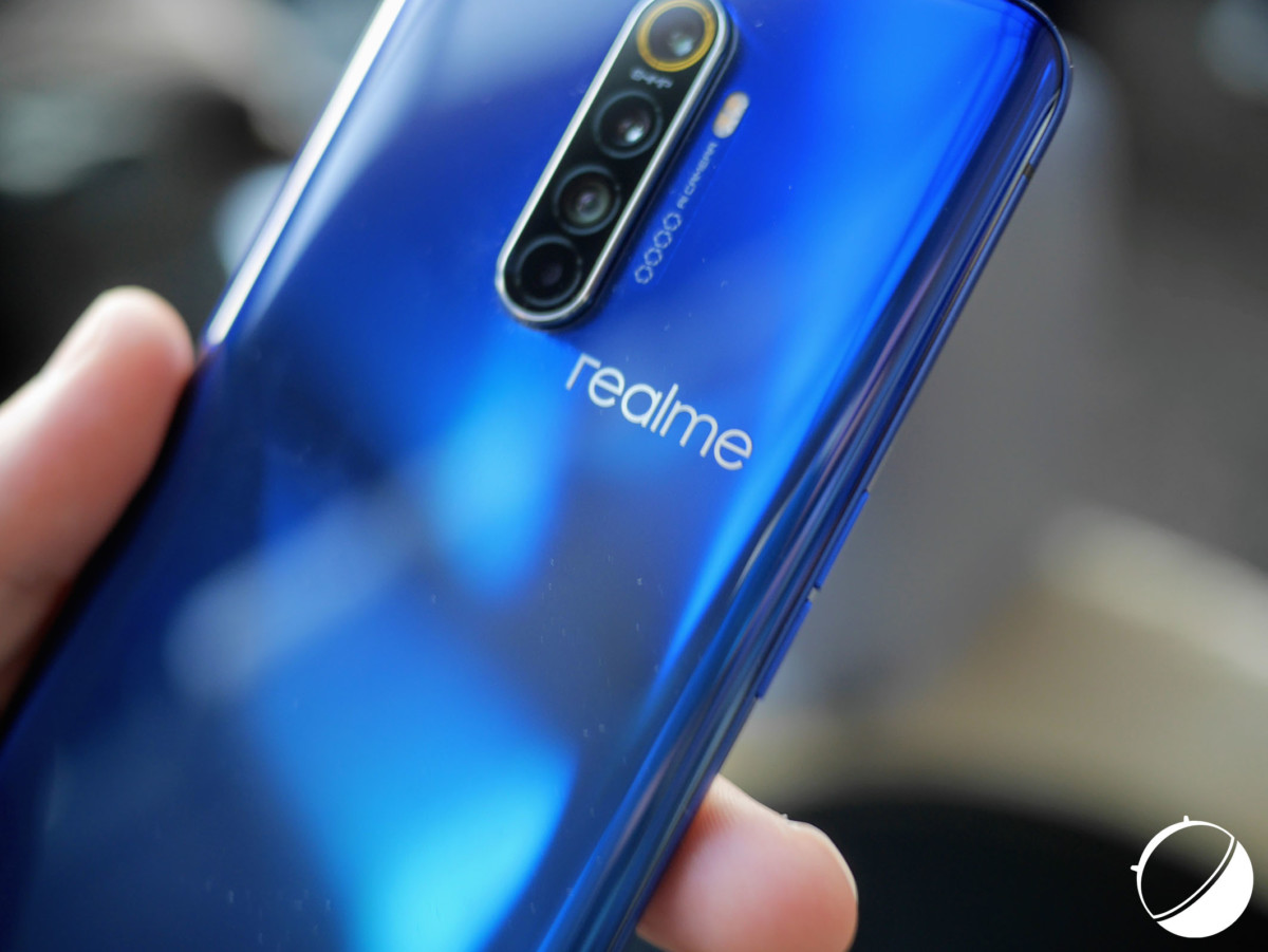 Le Realme X2 Pro