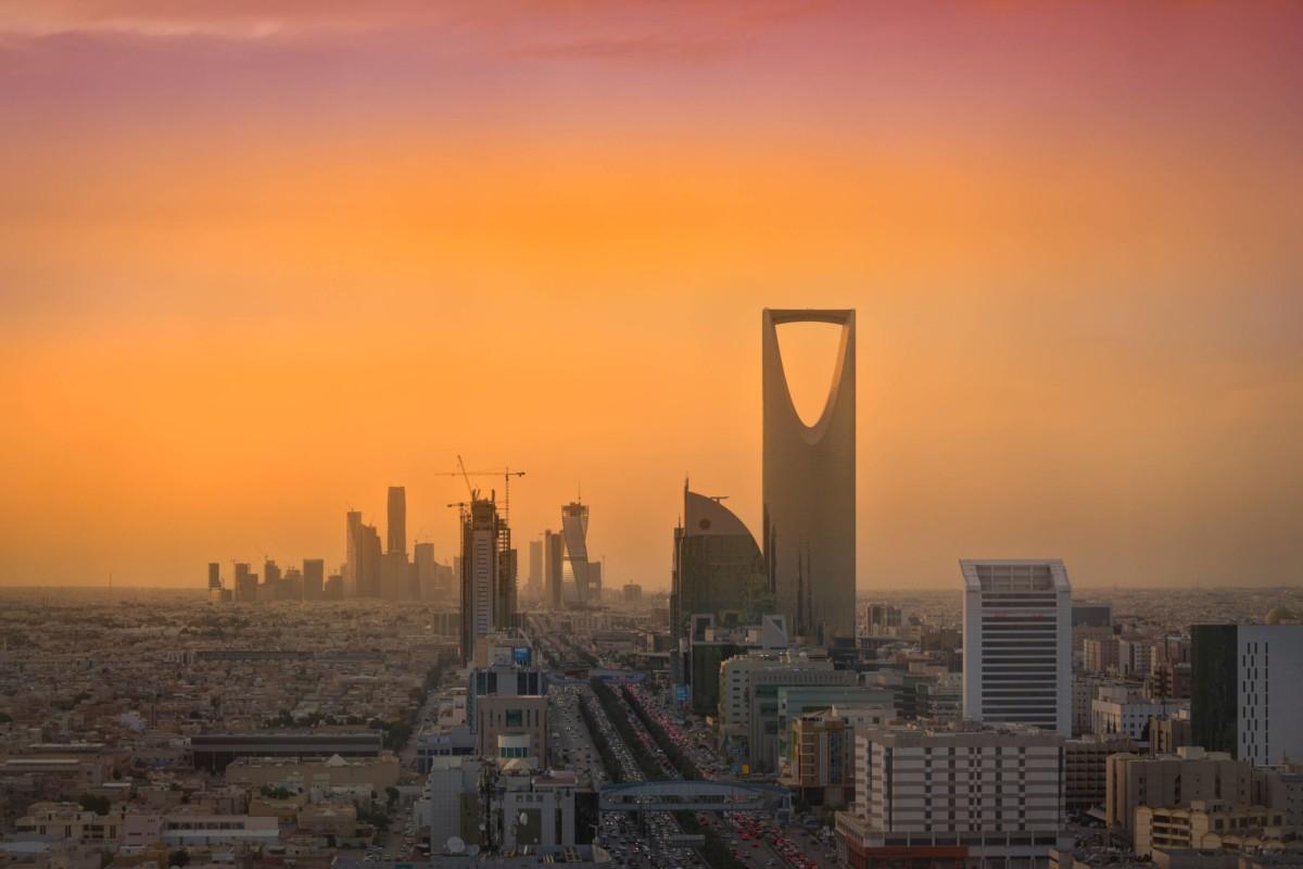 Riyad, la capitale de l'Arabie saoudite. Crédit : B.alotaby // Wikimedia Commons