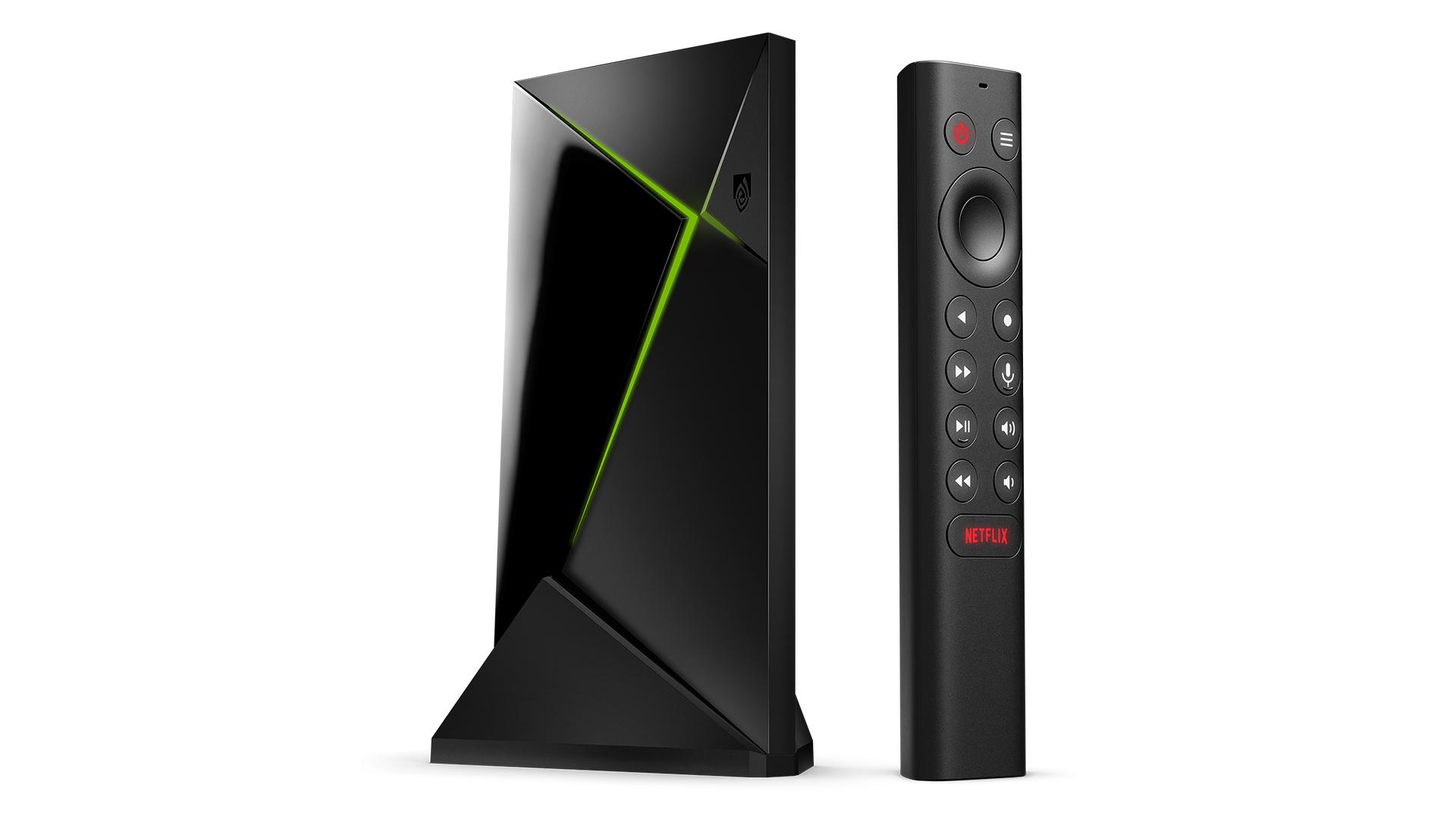 Nvidia lance deux nouvelles box Shield sous Android TV