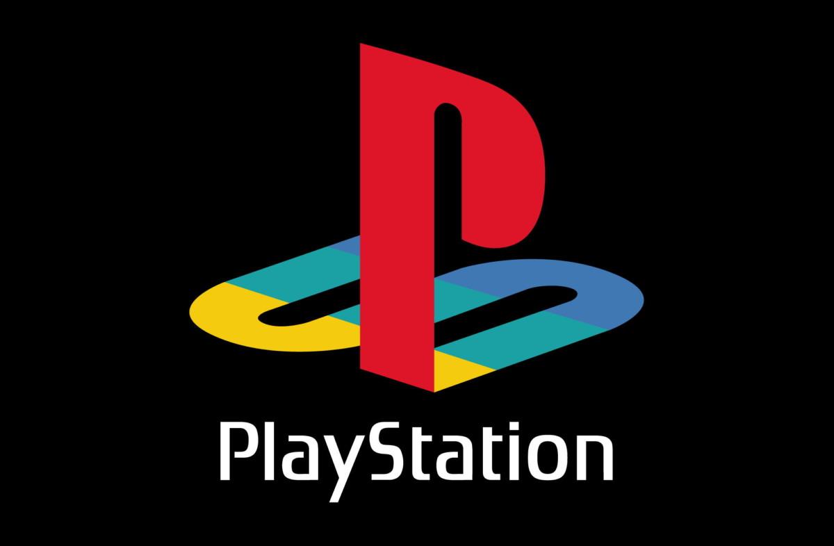 Le logo historique de la marque PlayStation (que certains peuvent entendre)