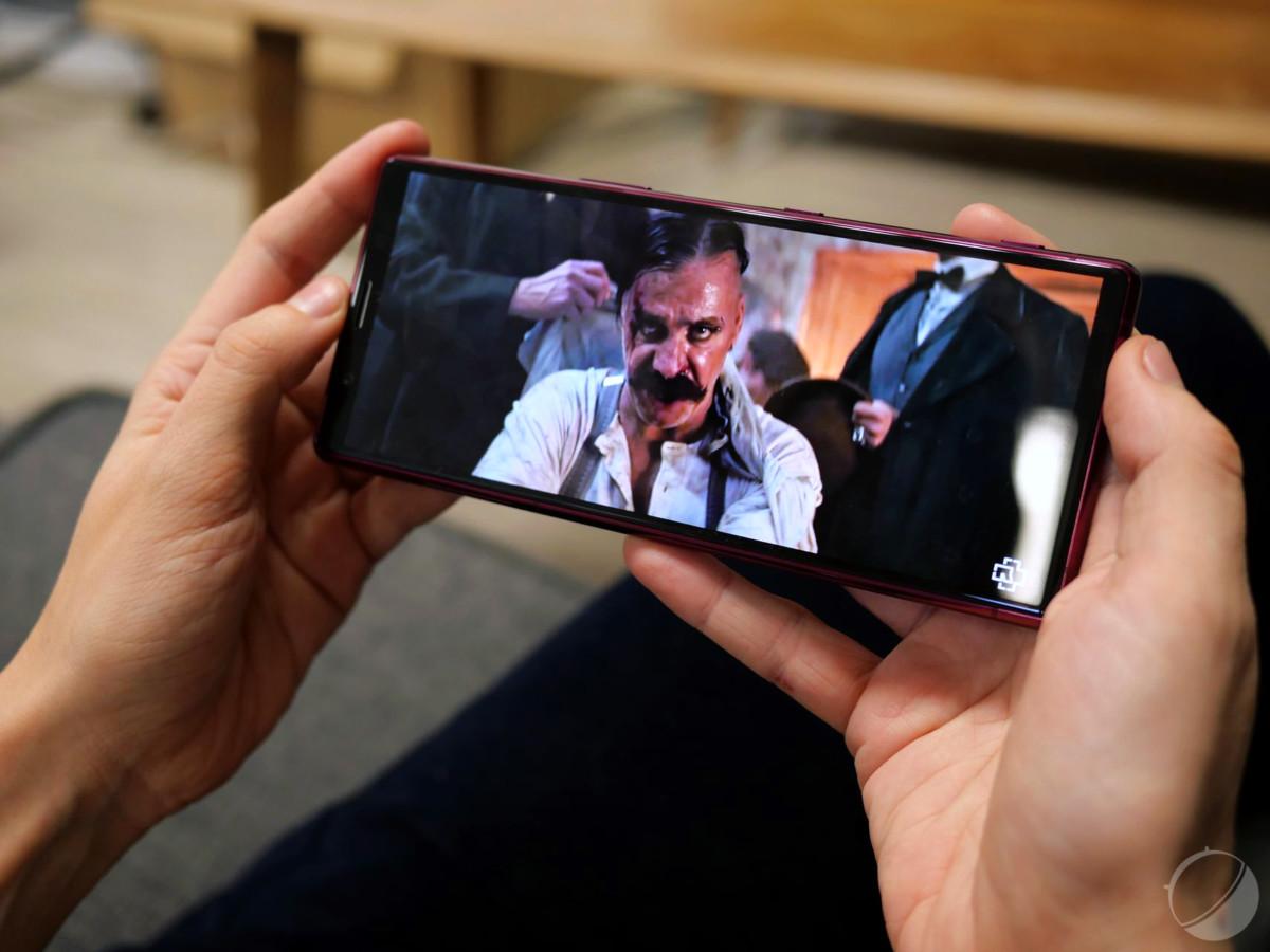 Clip de Deutschland par Rammstein Sony Xperia 5