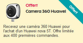 sosh huawei nova 5t - The Huawei Nova 5T is available at Orange and Sosh with a 360 ° camera - FrAndroid