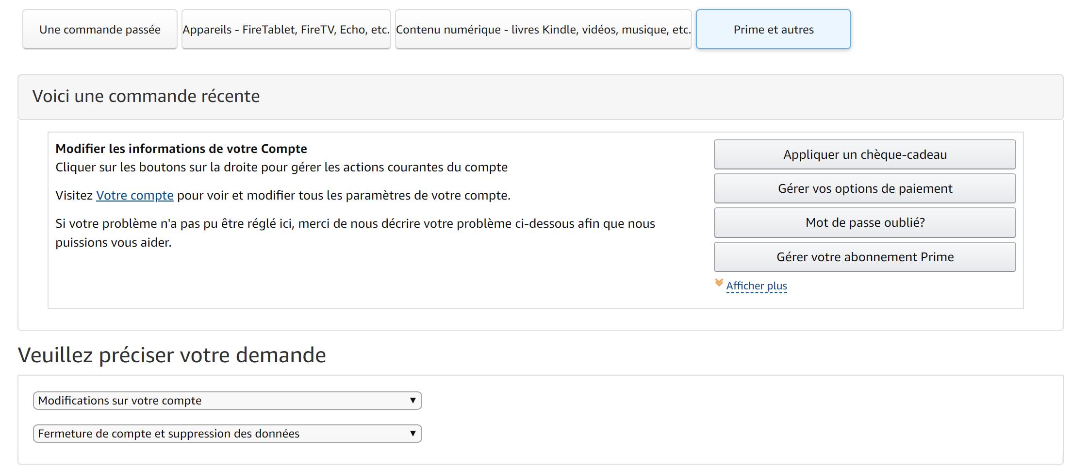 Comment Supprimer Son Compte Amazon Frandroid
