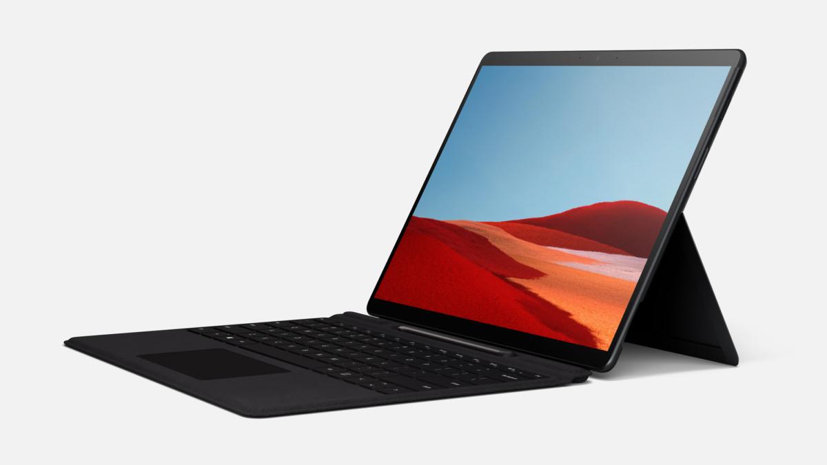 Surface Pro X dévoilé : Microsoft a créé son propre SoC pour cet ultraportable léger et puissant