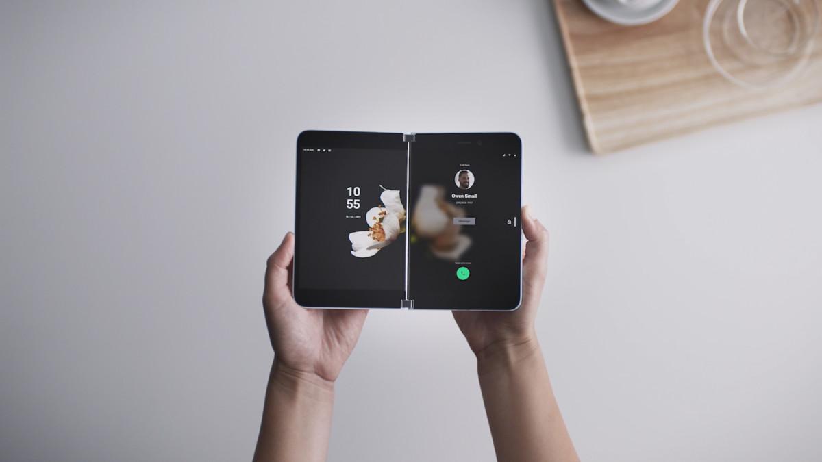 Le Surface Duo devrait être capable de mener son stylet à la baguette !