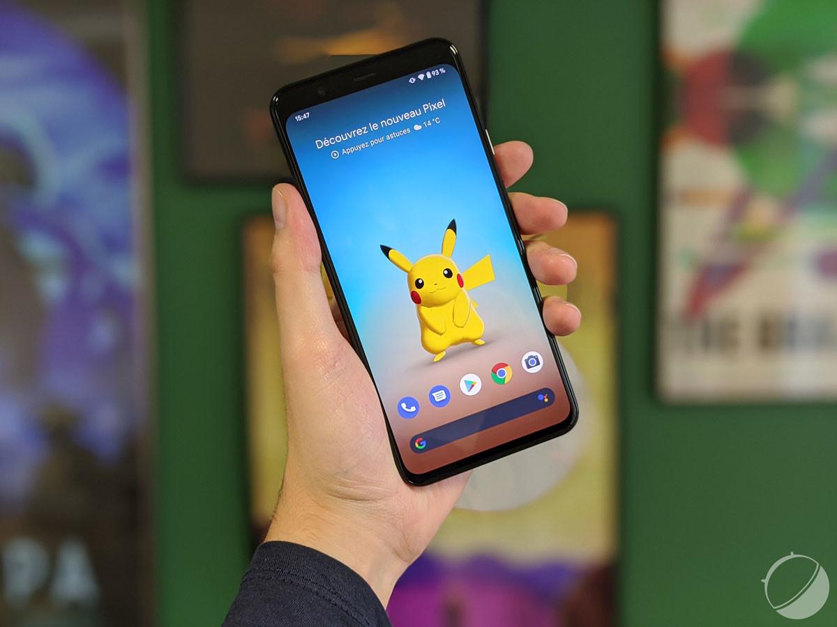 Pixel 4 : Google lance trois nouvelles fonctionnalités