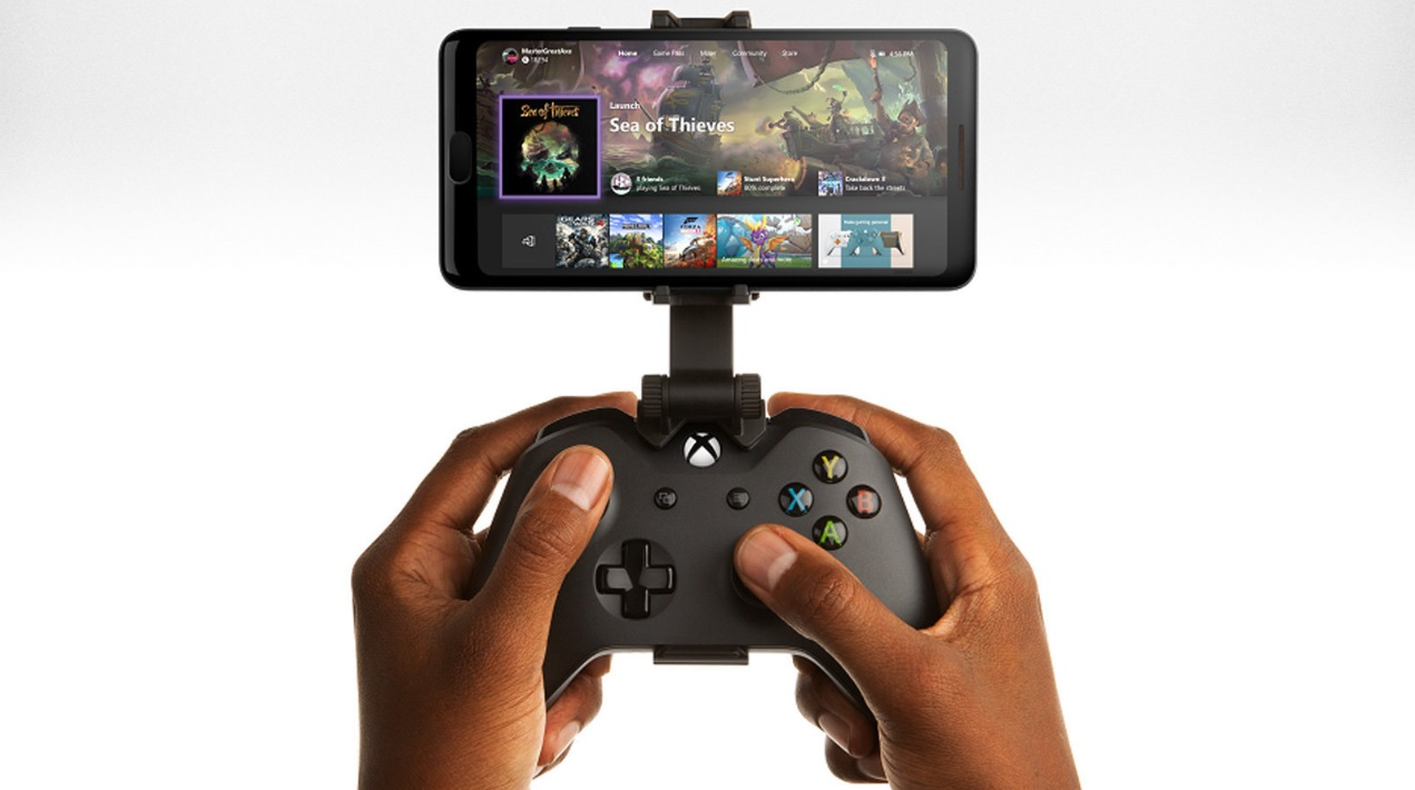 Xbox One Remote Play Android