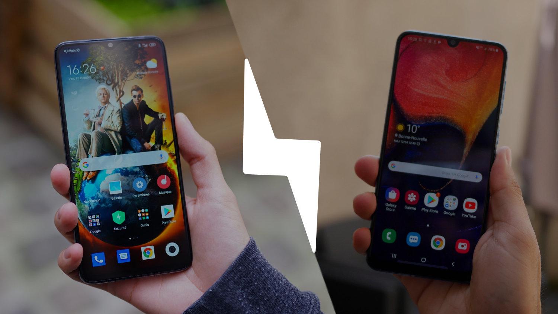 Xiaomi Redmi Note 8 Pro vs Samsung Galaxy A50 : lequel est le meilleur smartphone ? – Comparatif