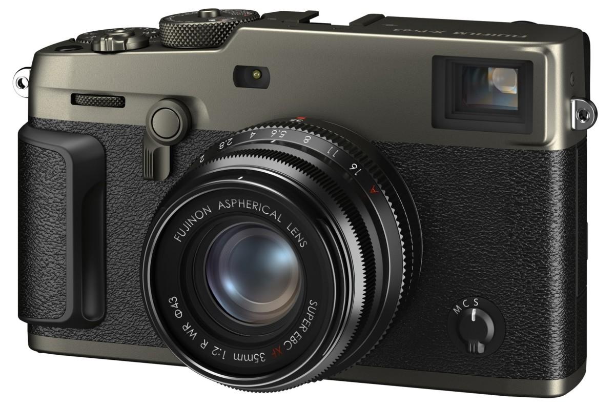 Le Fujifilm X-Pro3