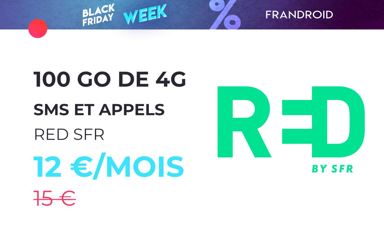Black Friday : iPhone XR et Huawei P30 Pro à partir de 1€ chez SFR